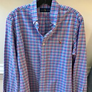 Ralph Lauren Polo Button Down size S